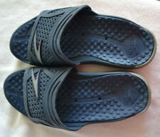 Speedo swimming pool shoes/sliders navy/grey size 5 UK (38 EUR) used