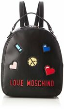 Love Moschino Borsa Soft Nappa PU Nero Jc4070pp15lh0000