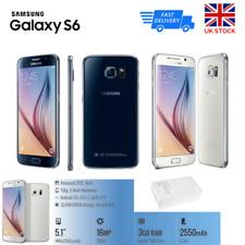 NEW Samsung Galaxy S6 G920F Storage 32GB RAM 3GB Cam 16MP Screen 5'1 Unlocked