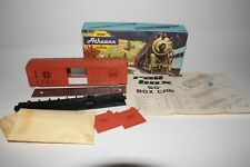 ATHEARN HO SCALE BEV-BEL SIERRA RR CALIFORNIA 50' RAILBOX CAR, UNASSEMBLED