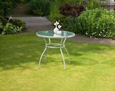 Tables de jardin et terrasse en verre | Achetez sur eBay
