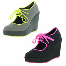 Platforms & Wedges Synthetic Heels for Women