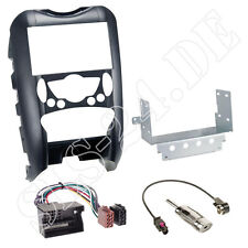 2-din doble diafragma BMW Mini r55 r56 r57 ab06 clima automático + conector ISO