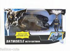 Batman Car Dark Knight Batmobile Tumbler Vehicle with Batman figure New in Box