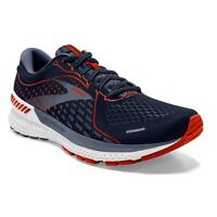 BROOKS ADRENALINE GTS 21 WIDE Scarpe Running Uomo Cushion NAVY 110349 2E 452