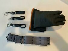 Ghostbuster Accessory set - Belt, Clips, Ecto Gloves Ghostbuster Cosplay costume