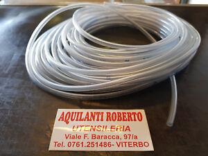 TUBO ad uso ALIMENTARE 4mmx7mm CRISTAL EXTRA -10°/+60° vendita al metro