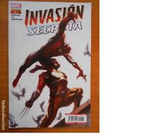 INVASION SECRETA - Nº 7 - PANINI - MARVEL (FS)