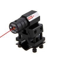20-30mm Rail Picatinny/Weaver Barrel Mount Tactical Red Laser Dot Sight Scope