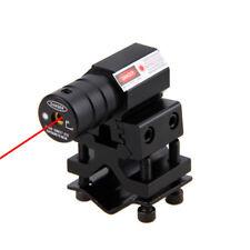 20-30mm Rail Picatinny/Weaver Barrel Mount Tactical Red Laser Dot Sight Scope