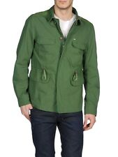 DIESEL JARMATOCER MILITARY GREEN JACKET SIZE S 100% AUTHENTIC