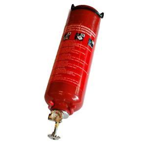 Automatischer Feuerlöscher ABC-Pulver (1kg)