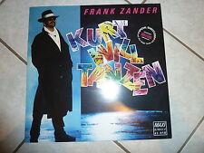 Maxisingle Kurt Will Tanzen von Frank Zander