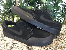 Nike Stefan Janoski Hyperfeel XT Black Out Supreme Lunarlon Insole Sz 12
