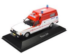 Metall Modellauto 1:43 Krankenwagen Ambulanz Volvo 264 Ambulance Atlas