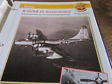 Faszination 4 23 Boeing B 50 KB 50 Superfortress Bomber Tanker USA