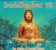 Buddha-Bar VII (7))  by  Ravin  & David Visan 2 CDS SET Box RAND  NEW SEALED  CD