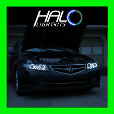 ORACLE White CCFL Headlight Halo Ring Kit 6 RINGS for 2004-2008 Acura TSX 6000K