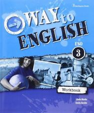 (16).WAY TO ENGLISH 3º.ESO (WORKBOOK+LANGUAGE BUILDER). ENVÍO URGENTE (ESPAÑA)