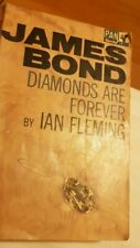 James Bond Diamonds Are Forever PAN BOOKS  IAN FLEMING