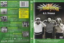 DVD:  THE THREE STOOGES G.I. STOOGE.....NEW