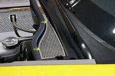 C6 Corvette Base / Grand Sport 2008-2013 Wiper Cowl Cover - Perforated - 2Pc