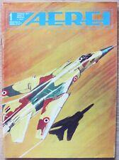 Rivista AEREI_Anno V N.1 - 1977_MIG-23_5° STORMO_I BAMBARDIERI STRATEGICI*_NUOVA