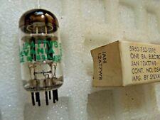 Jan 12AT7WB Válvula De Tubo Sylvania ECC81 embalado 9/68 nuevo viejo stock 1 PC O17