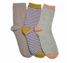 Yes Machine Washable Everyday 2-3 Socks for Women