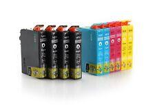 Pack 10 XL cartuchos de tinta non-oem Epson T1811 T1812 T1813 T1814 18XL T18 XL