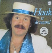NICO HAAK - HAAK IS DE NAAM -  LP