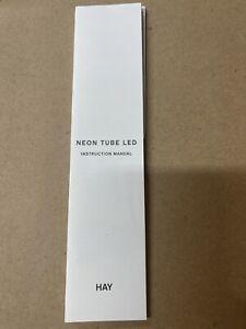 Hay Neon Tube LED