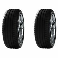 2 x 225 40 18 92Y Michelin Pilot Sport 4 Performance Road Tyre XL (2254018)