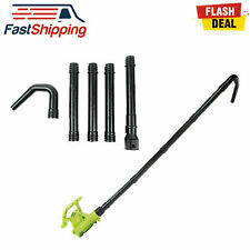 Universal Gutter Cleaning Blower Vaccum Attachment Kit Debris Dry Leaves Cleaner