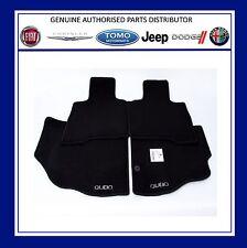 Nuevo Original Fiat Qubo a medida Alfombrillas De Coche Alfombra De Suelo x 4 con logotipo Qubo 71805647