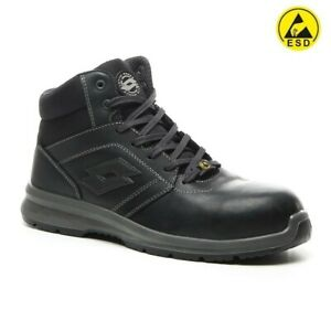 BOOT LOTTO RACE 400 MID ESD S3