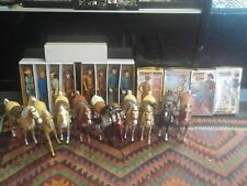 """HUGE RARE 1960'S MARX JOHNNY WEST """"BEST OF THE WEST"""" Collection Lot 20+ Pcs"""