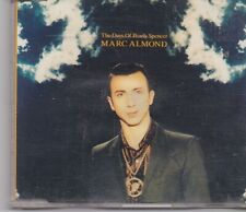 Marc Almond-The Days Of Pearly Spencer cd maxi single