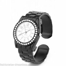 Aluminium Strap Analog Oval Wristwatches