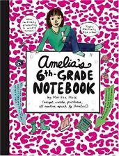 Amelias 6th-Grade Notebook by Marissa Moss