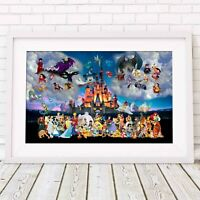 RATATOUILLE Disney Pixar Poster Picture Print Sizes A5 to A0 **FREE DELIVERY**