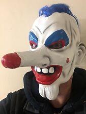 Máscara De Látex Gracioso Payaso Dick Nariz toda la cabeza Willy Cara Fancy Dress Stag Gallina Fiesta