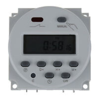 Interruttore Digital Power LCD Timer programmabile AC 220V-240V 16A U3O7 V1Q0