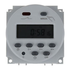Interruttore Digital Power LCD Timer programmabile AC 220V-240V 16A U3O7