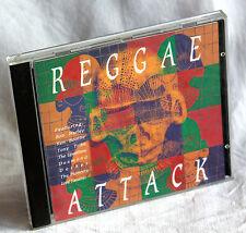 CD REGGAE Attack-Bob Marley/Ken Boothe/Tony TRIBE tra l'altro