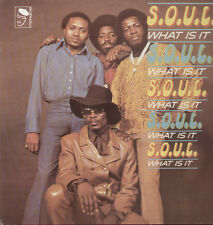 S.O.U.L. - Soul What Is It [New Vinyl] UK - Import