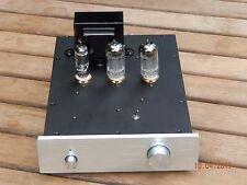 McChanson 2W 6FD7 Integrated (or LINE, or Headphone) Mini Tube Valve Amp NEW