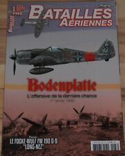 HEFT 66 / BATAILLES AERIENNES  / ARDENNEN 1945 BODENPLATTE