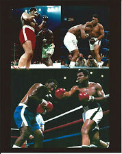 MUHAMMAD ALI VS JOE FRAZIER 3-FIGHT SPECIAL COLLAGE W/ALL 3 FIGHTS ON DVD