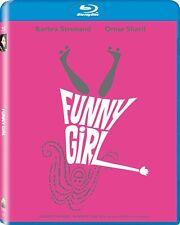 FUNNY GIRL (1968) Region-Free Blu-ray *NEW* Barbra Streisand & Omar Sharif